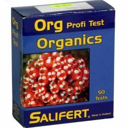 Test de Organic (Org) Salifert