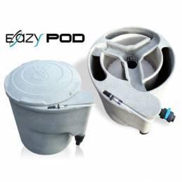 Kit completo Eazy Pod alimentado por bomba