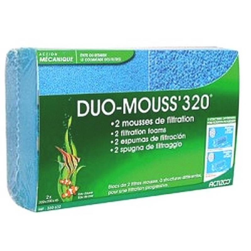 Foamax Duo-Mouss 320