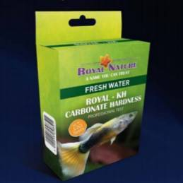 Test KH Royal Nature Agua Dulce