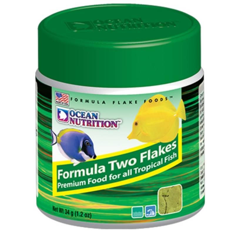 Formula TWO Escamas 34g. Ocean Nutrition.