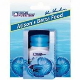 Atison´s Betta Food Ocean Nutrition.