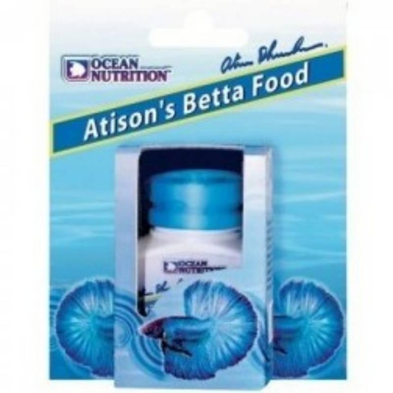 Atison´s Betta Food Ocean Nutrition.