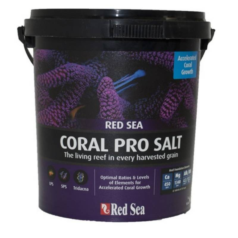 Sal Coral Pro 7 Kg Red Sea