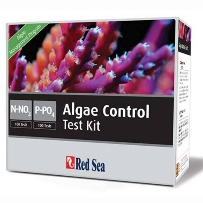 Alga Control Multi Test Kit NO3-PO4 Red Sea