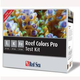 Reef Colors Pro Multi Test Kit I-K-Fe Red Sea
