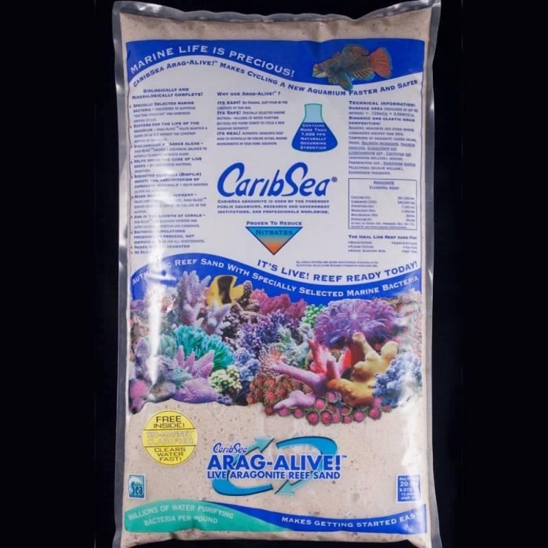 ARAGALIVE SPECIAL GRADE, 9,07kg. CaribSea