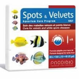 Spots  Velvets Prodibio