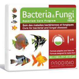 Bacteria  Fungi agua dulce Prodibio