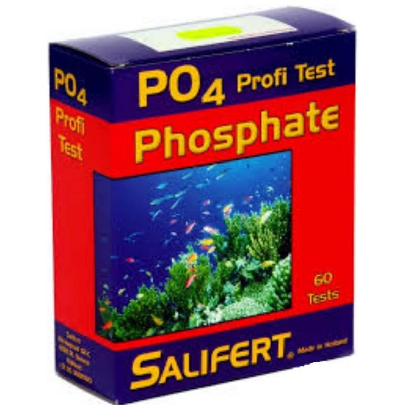 Test de Fosfatos PO4 Salifert