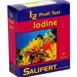 Test de Yodo I2 Salifert