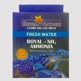 Test Amoniaco NH4 Royal Nature Agua Dulce
