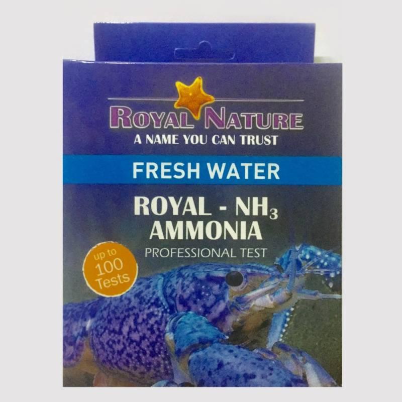 Test Amoniaco NH4 Royal Nature Agua Dulce