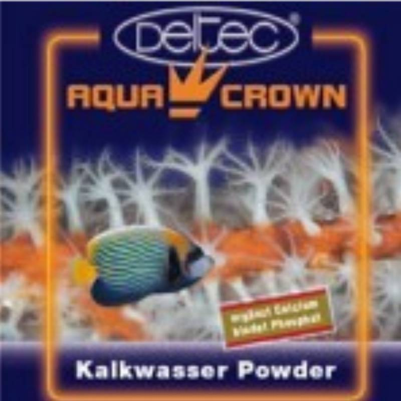 AQUA CROWN, KALKWASSER POWDER