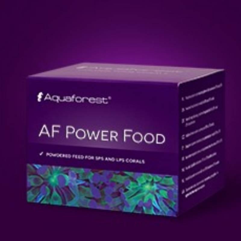 Coral Food 20g. AF Power Food Aquaforest