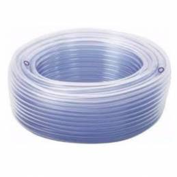 Tubo flexible PVC glass 6-4 mm. 1 metro
