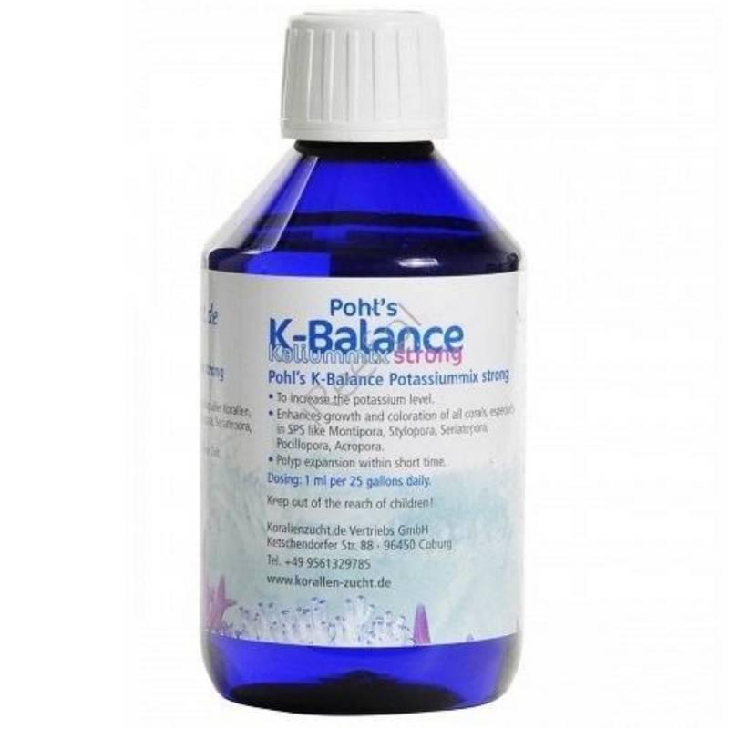 Pohl's K-Balance Zeovit