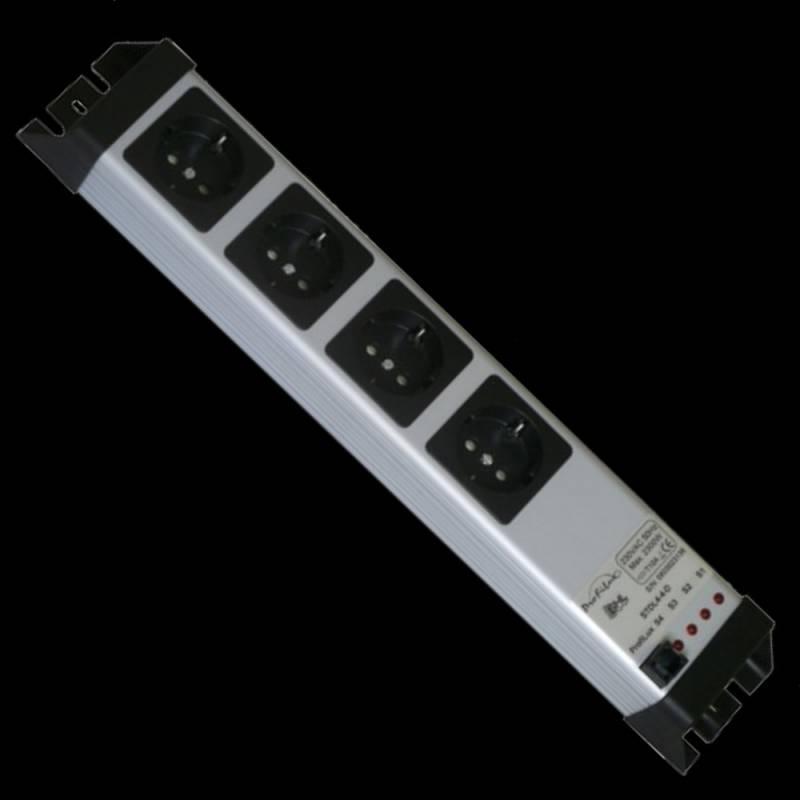 Base Enchufes STDL4D-D Profilux