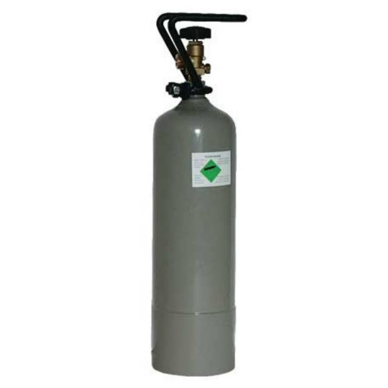 Botella CO2 de 2,0 kg Tunze