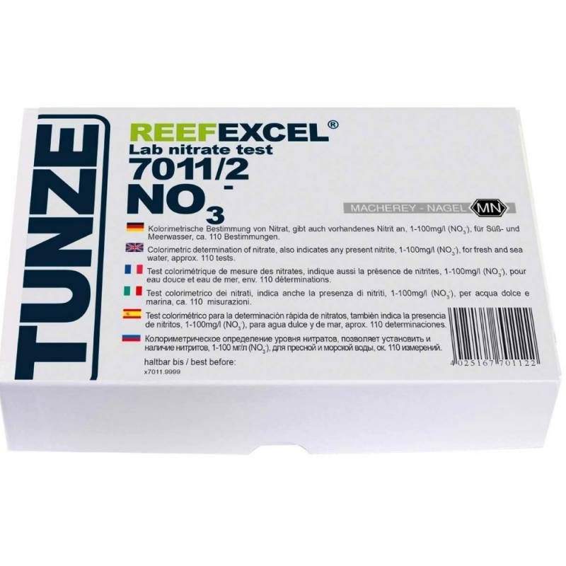 Test de nitratos 7011-2 Tunze