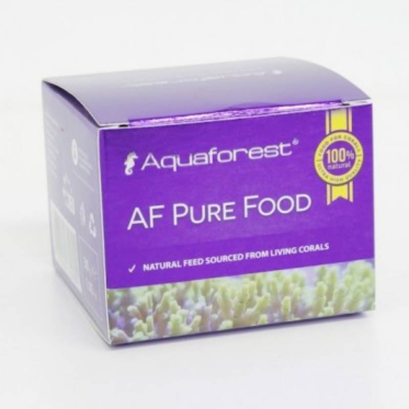AF PURE FOOD 30g. Aquaforest
