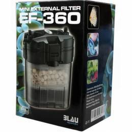Mini External Filter EF-360 Blau