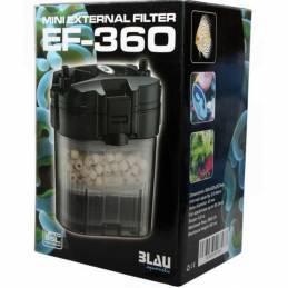 Mini External Filter EF-360 Blau