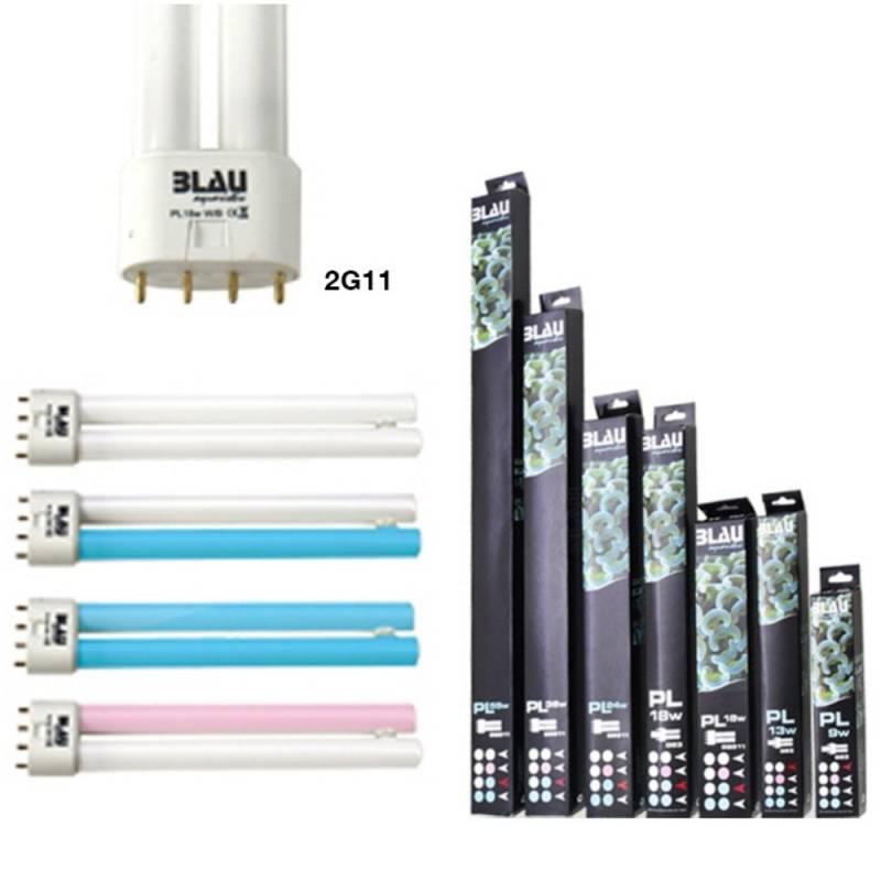 PL 2G11 blanco-rosa Blau
