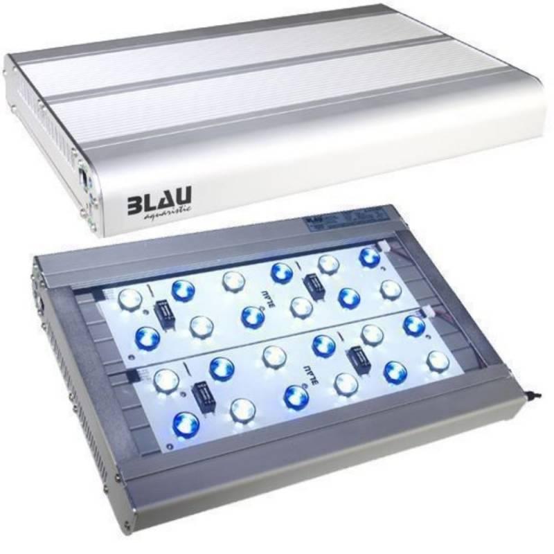 Pantalla Lumina LED 92  2x72w Led Blau