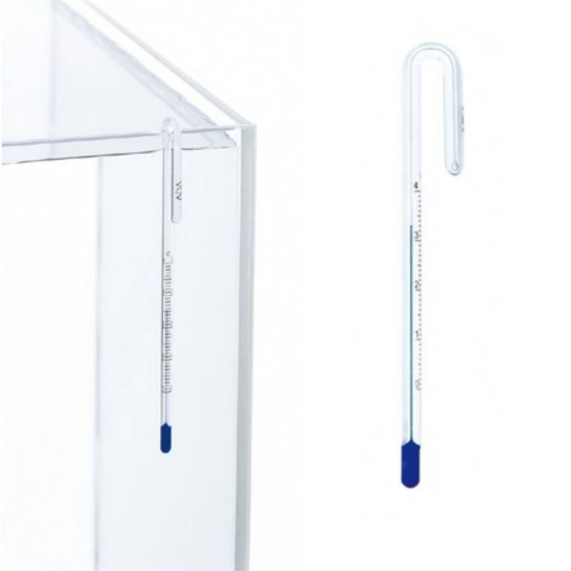 Termómetro cristal Blau