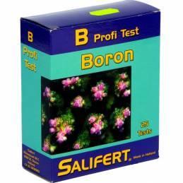 Test de Boro B Salifert