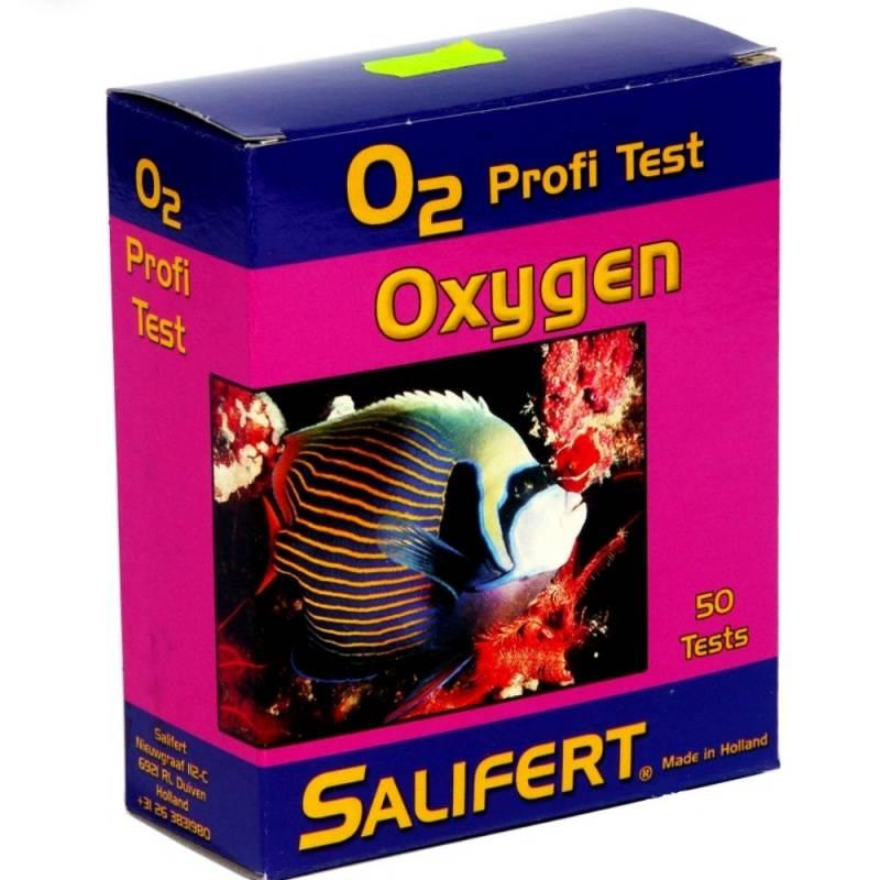 Test de Oxígeno O2 Salifert