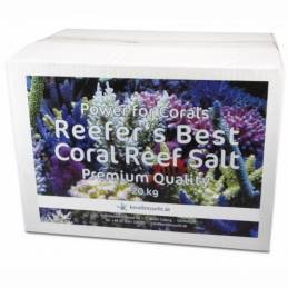 Sal REEFER'S BEST CORAL REEF SALT Zeovit