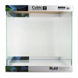 Cubic Aquascaping 91litros 45x45x45 cm