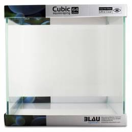 Cubic Aquascaping 64litros 40x40x40 cm