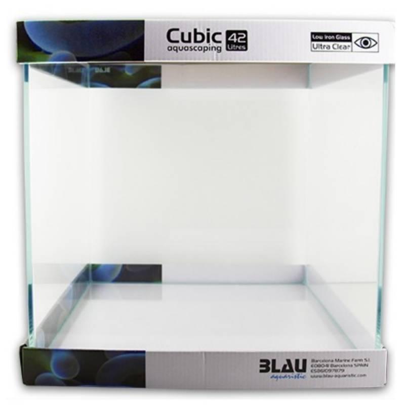 Cubic Aquascaping 42litros 35x35x35 cm