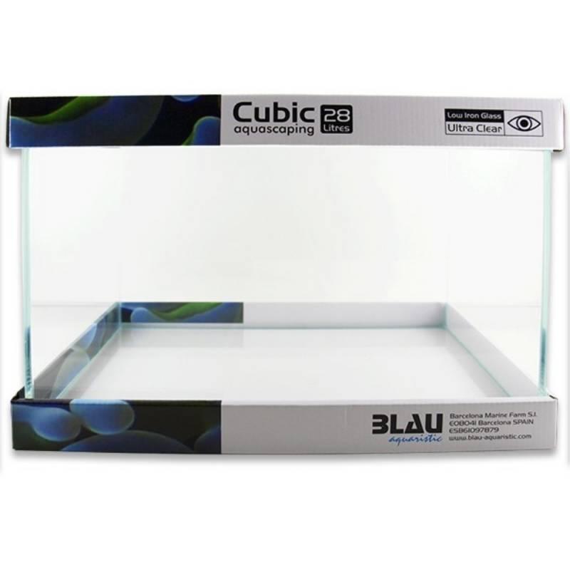 Cubic Aquascaping 28   40x25x28 cm