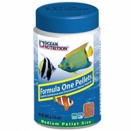 Formula ONE, granulado medio 400g. Ocean Nutrition.