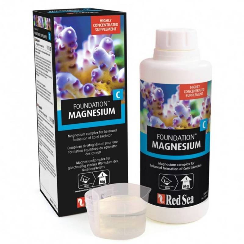 Reef Foundation C Magnesio - 500ml Red Sea