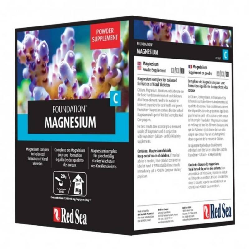 Reef Foundation C Magnesio - 1kg Red Sea