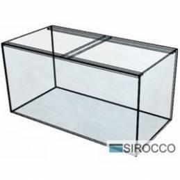 Acuario Clasico 50x25x30cm Sirocco