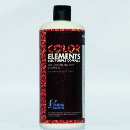 Color Elements Red Purple 500ml.