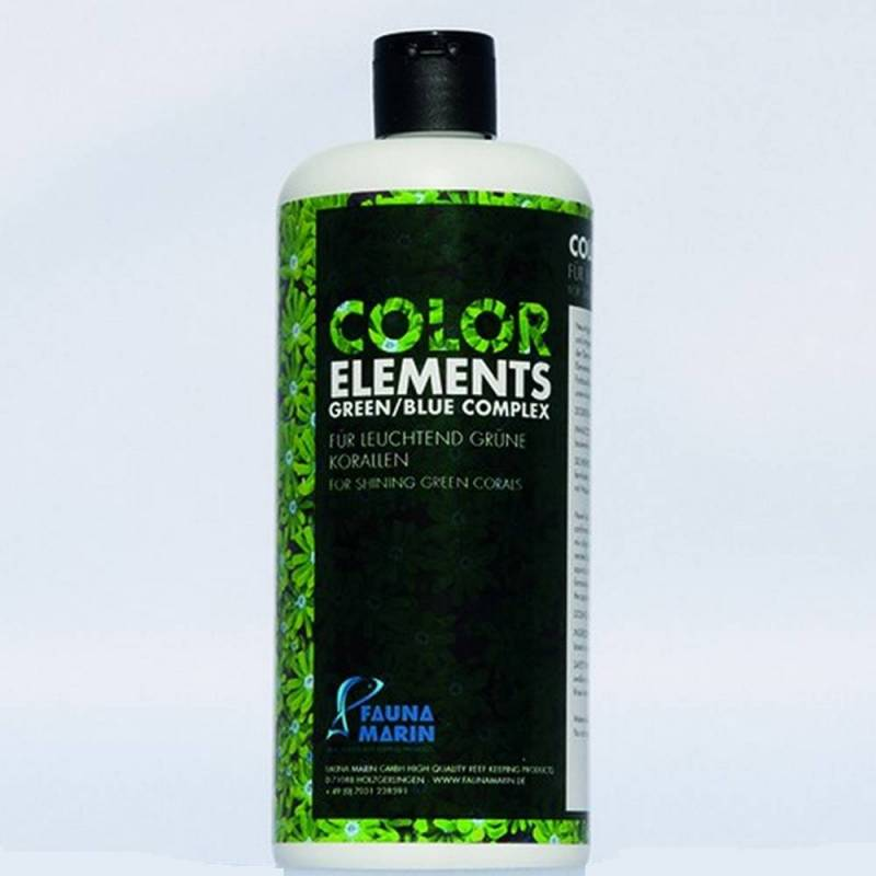 Color Elements Green Blue 500ml.