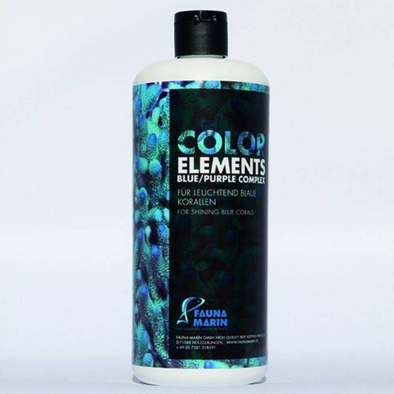 Color Elements Blue Purple 500ml.
