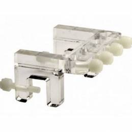 Soporte tubos dosificadora Profilux