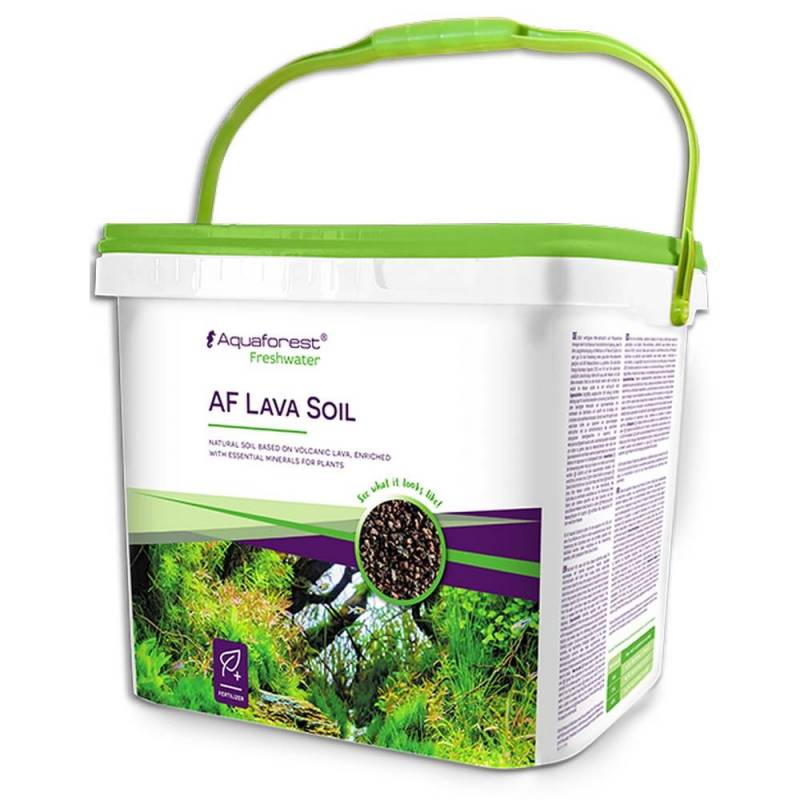 AF Lava Soil BLACK Aquaforest