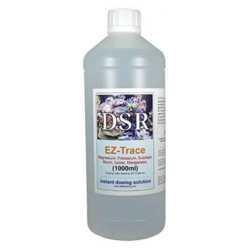 DSR-EZ, Trace Mg-K-S-B-I-Ms estabilizador
