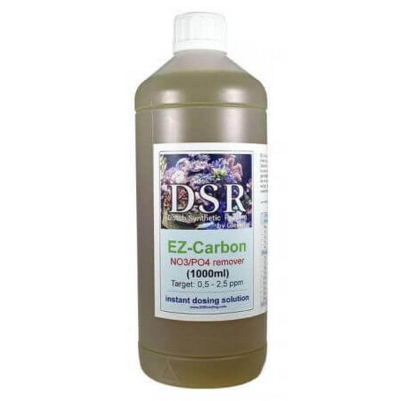 DSR-EZ, Carbon Po4-No3 removedor