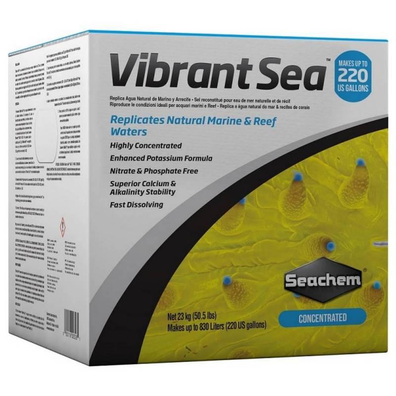 Vibrant Sea Seachem 6,25kg.