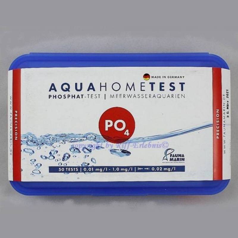 AquaHome Test PO4 Fauna Marin